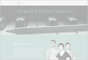 Skyray Music Screenshot